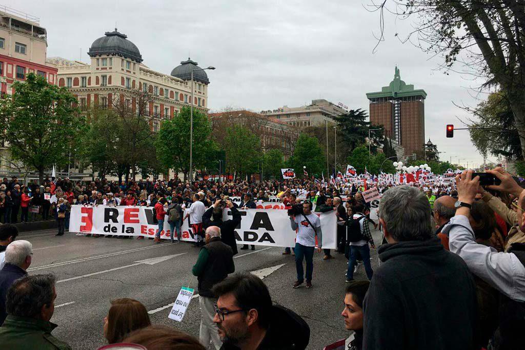 El PAR propone en DPH apoyar la movilización de la 'España Vaciada' de este 4 de octubre
