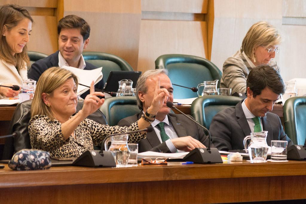 PP, Cs y PSOE rechazan la protección de los suelos fértiles en Zaragoza