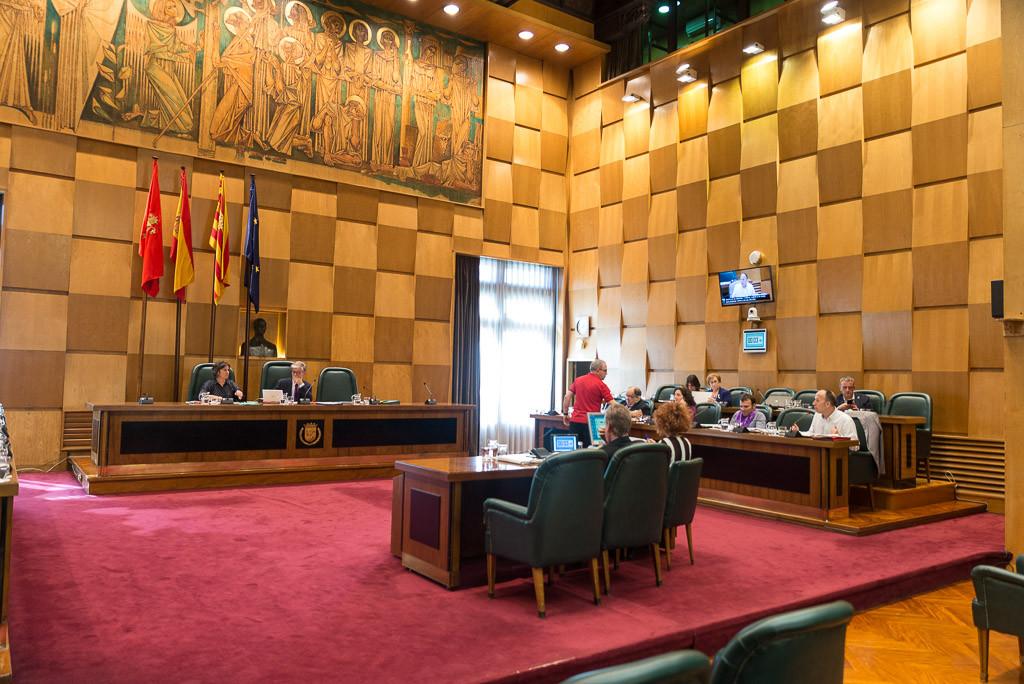 Zaragoza suspende cautelarmente los trámites de Iberebro para la construcción de Torre Village