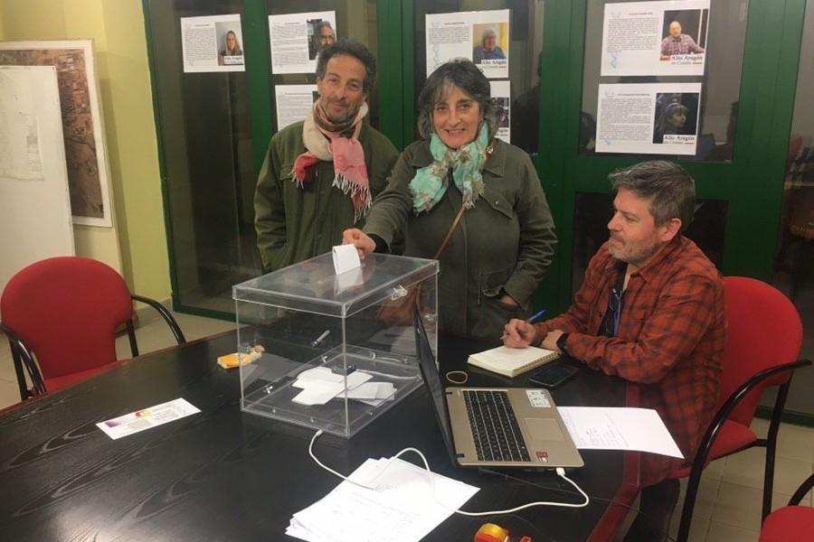 Alto Aragón en Común elige su equipo electoral de cara a las próximas elecciones generales y territoriales