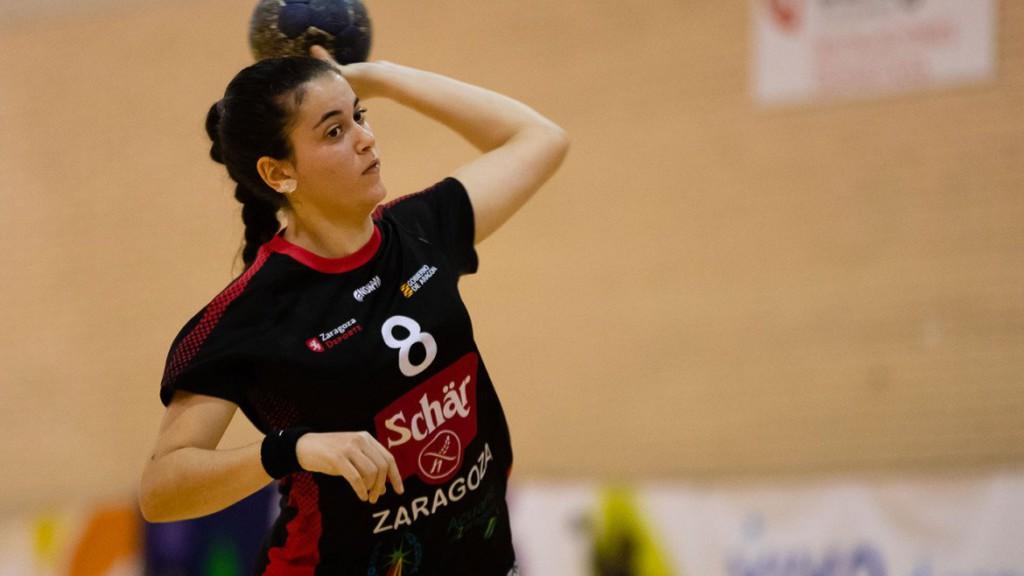 Schär Zaragoza 16 – Logroño Sporting La Rioja 36