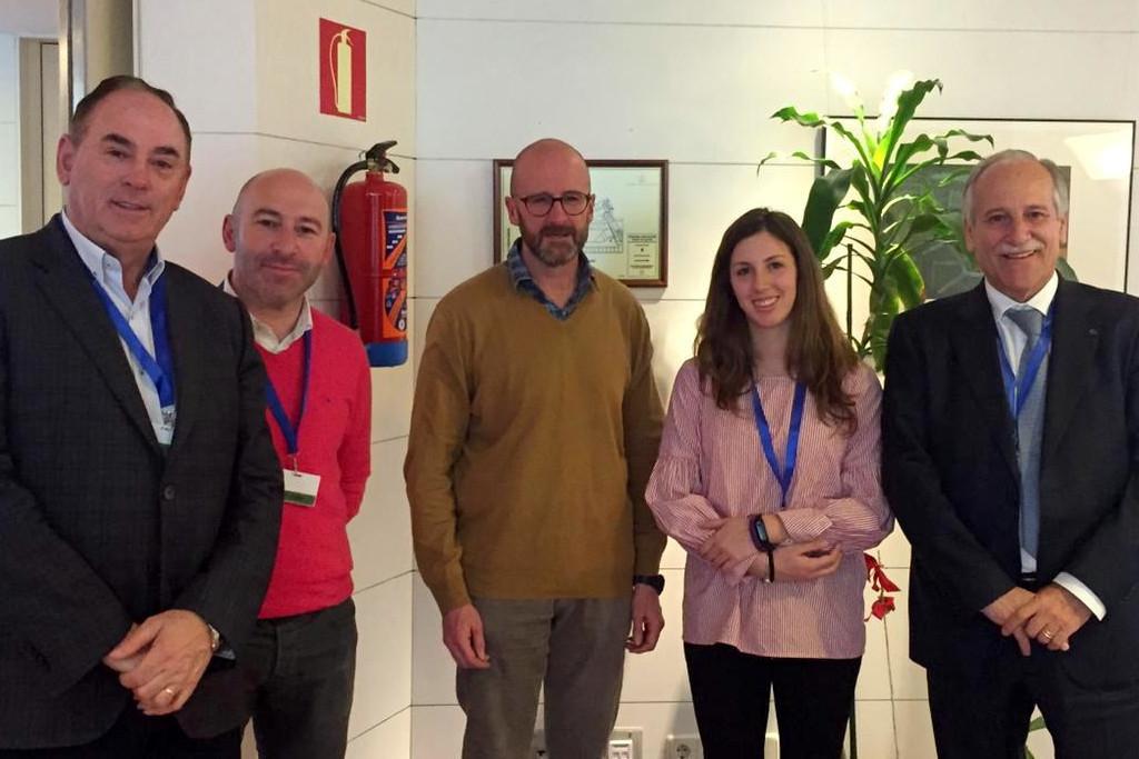 Unidos Podemos se reúne con la Red SSPA para conocer las propuestas de los territorios despoblados