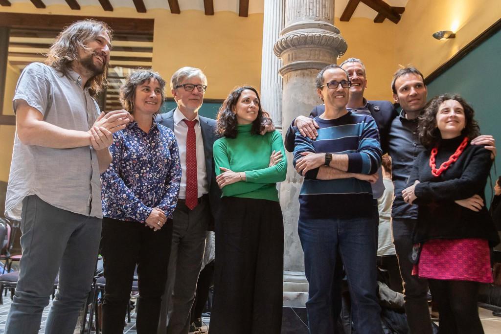 Zaragoza en Común acuerda con Iván Andrés y Guillermo Lázaro su cese en la formación