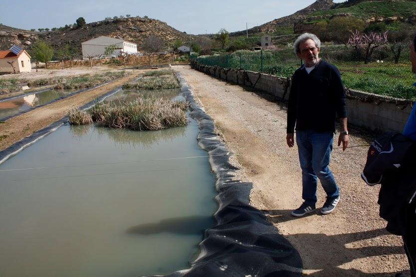 Diario de la Marcha del Ebro: El Plan de Saneamiento, la privatización del agua y Fabara