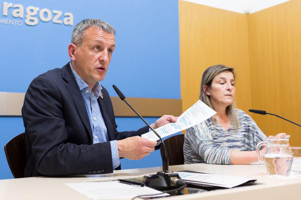 Economía plantea un reajuste del plan de deuda vigente para Zaragoza