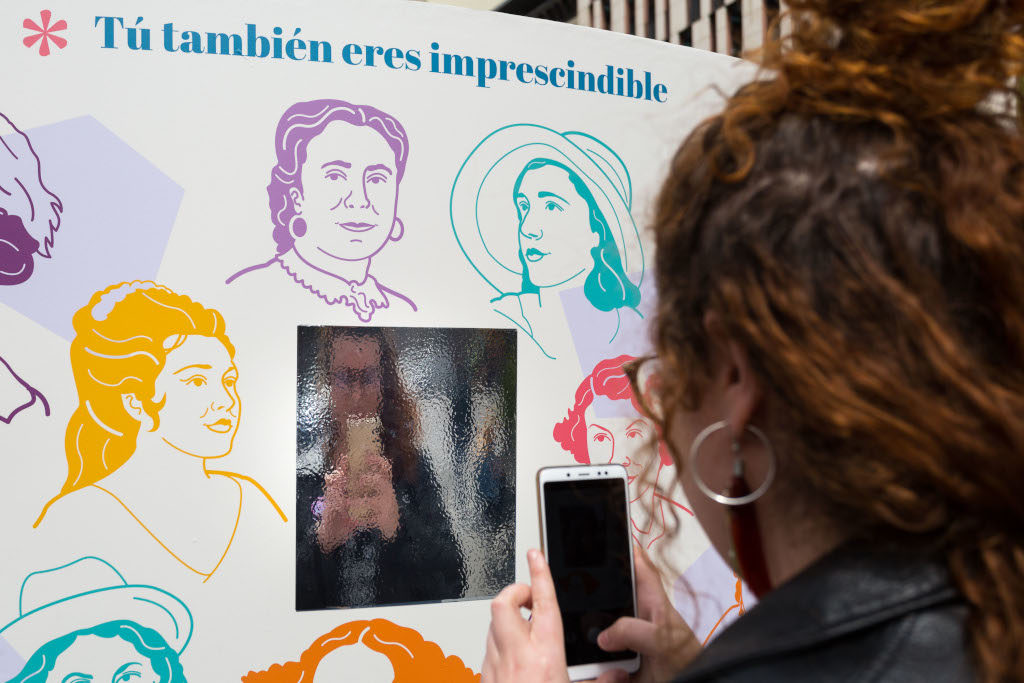'Las imprescindibles en la historia de Zaragoza' visibiliza a las mujeres que vivieron y trabajaron por la ciudad