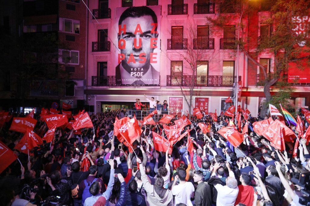 Gobernará el centro izquierda: PSOE y Unidas Podemos obligadas a entenderse