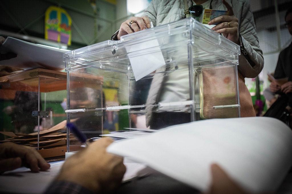 Aragón cierra la campaña del 28A olvidado por los partidos estatales