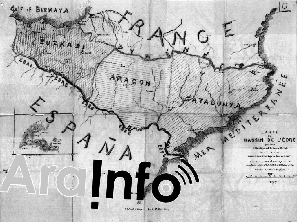 Cuando Aragón pudo ser independiente en 1938