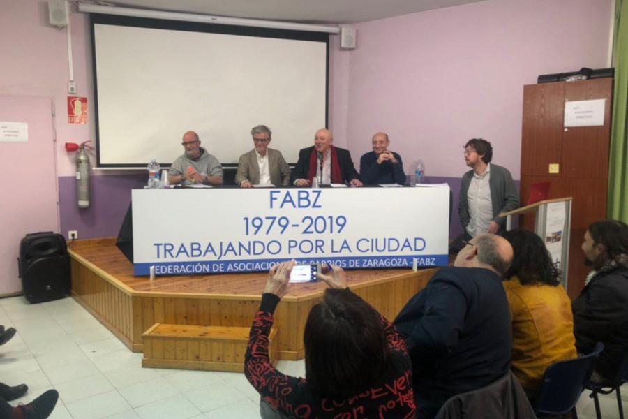 En su Asamblea anual la FABZ reclama a los partidos «responsabilidad política para que la ciudad no se pare»