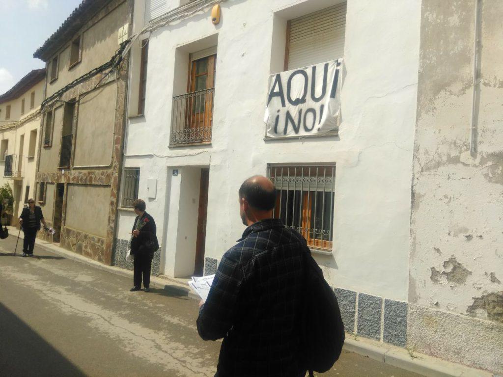 Unidas Podemos-Alto Aragón en Común reivindica el papel de Aragón desde La Llitera y Uesca
