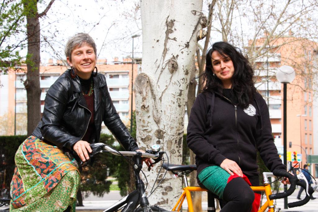 Alrededor de un centenar de iniciativas de alimentación sostenible conectadas por la ruta en bicicleta de Biela y Tierra