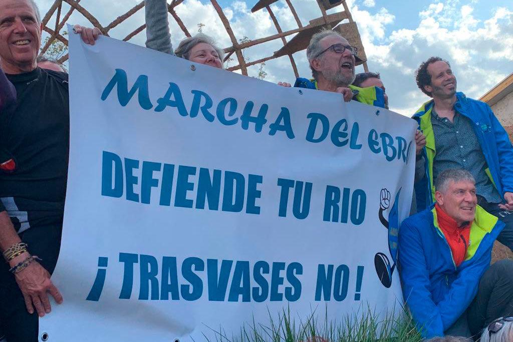 Diario de la Marcha del Ebro: Las Torcas y las crecidas