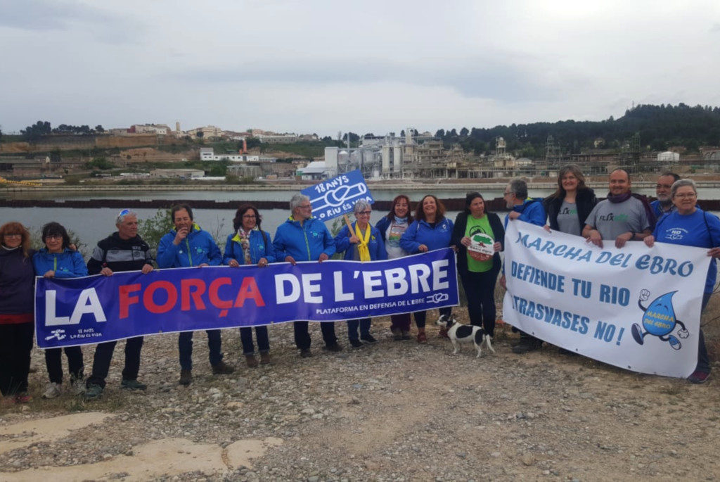 Diario de la Marcha del Ebro: La contaminación de FLIX y la presunta corrupción de ACUAMED