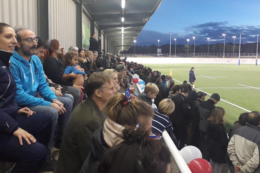 El Rugby Fénix hace un llamamiento para llenar el campo este sábado: objetivo 2000