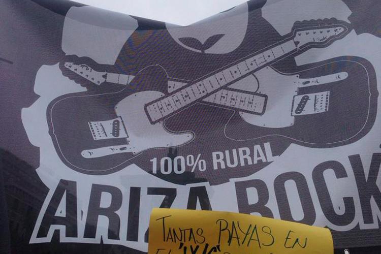 El Festival de Música Ariza Rock se suma a la campaña electoral este 11 de mayo