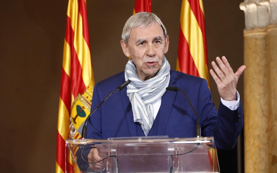 """Joaquín Carbonell: """"La cultura alimenta al individuo y enriquece a la sociedad"""""""