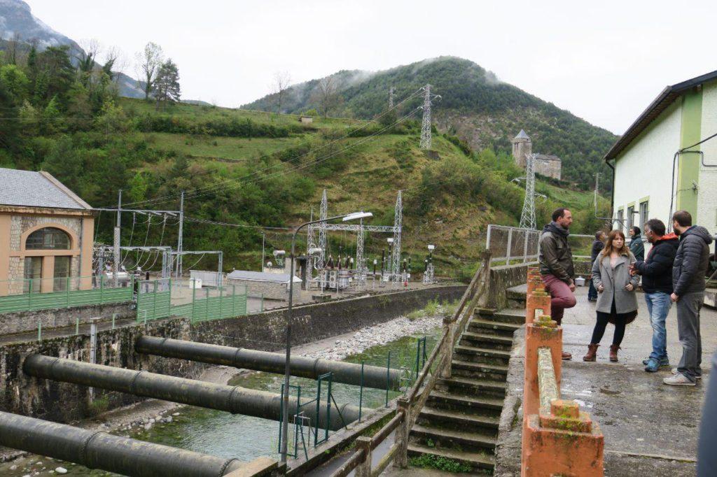 EQUO pregunta al gobierno por la situación de la reversión de saltos hidroeléctricos del Alto Aragón