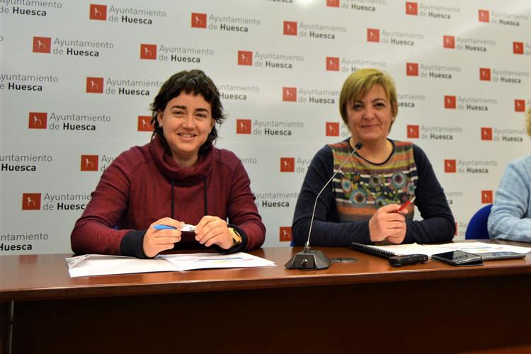 Pilar Novales y Silvia Mellado responden a Cambiar Huesca