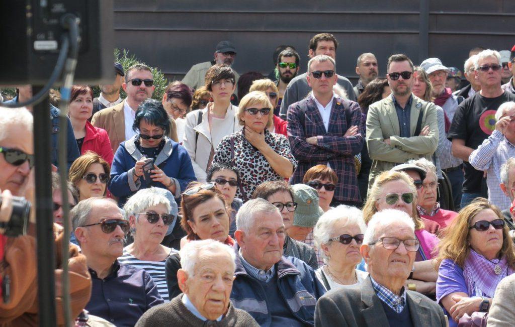 """Barba lamenta que el Estado español """"siga siendo un anomalía en la Unión Europea en términos de impunidad"""""""