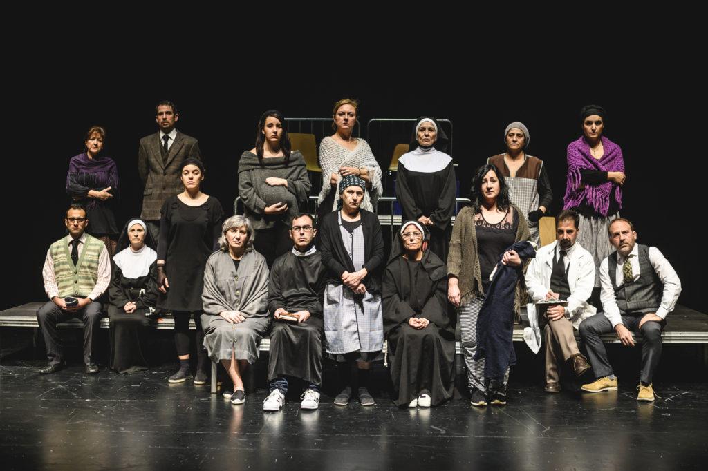 El Teatro de las Esquinas acoge el estreno de 'Presas', de Verónica Fernández e Ignacio del Moral