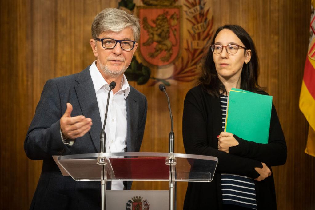 El Gobierno da luz verde al principal instrumento de planificación medioambiental de Zaragoza: la ECAZ 3.0