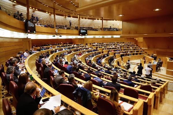 El PSOE recupera el Senado del 155