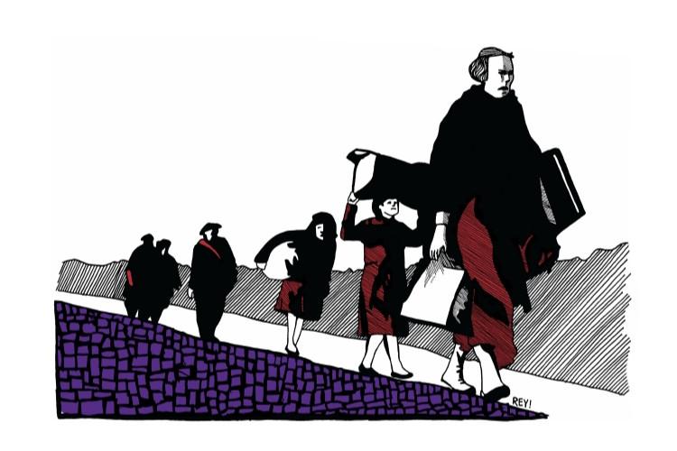 Josep Pimentel presenta 'Refugiados. Una historia del exilio de 1939' en Zaragoza