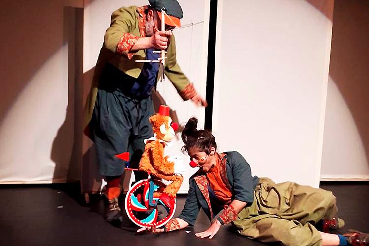 """Arbolé estrena """"Un día en el Teatro"""", un  viaje iniciático al mundo de las artes escénicas"""