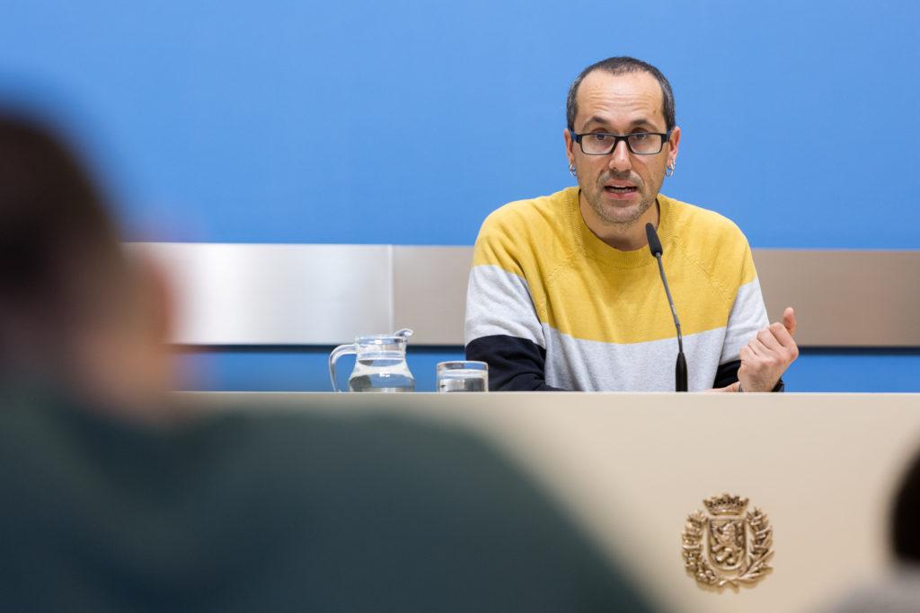 ZeC critica que Azcón pone por delante el revanchismo a la emergencia climática