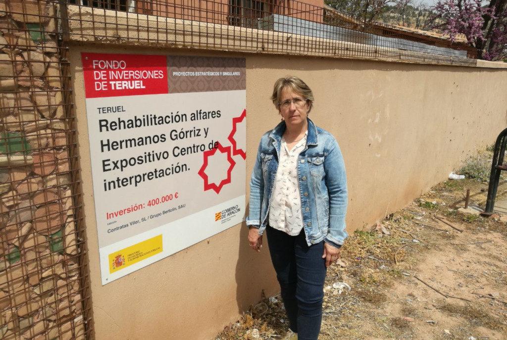 """Espacio Municipalista considera que la obra de los Alfares Gorriz es un ejemplo de la política de """"apariencias"""" de Emma Buj"""