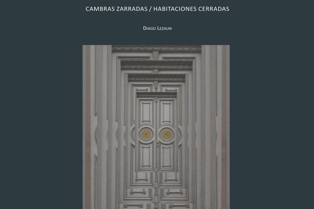 Presentazión d'o libro 'Cambras cerradas' de Diago Lezaun