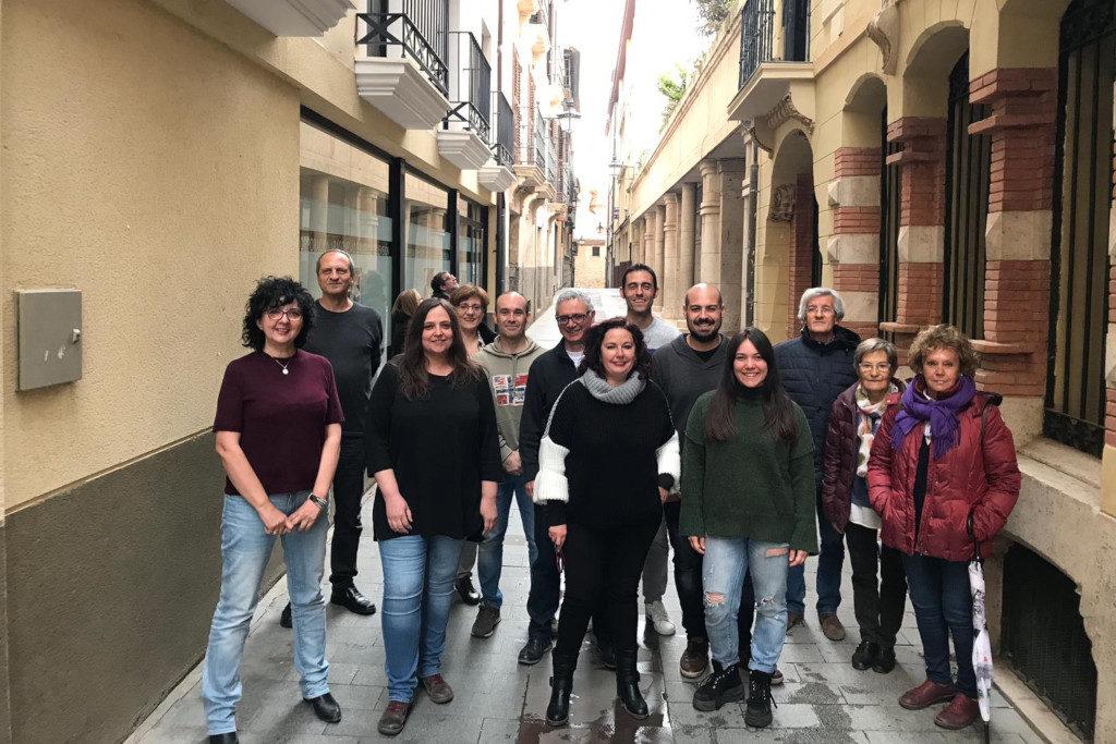 Ganar Teruel expone ante sus bases el programa de gobierno para la próxima legislatura