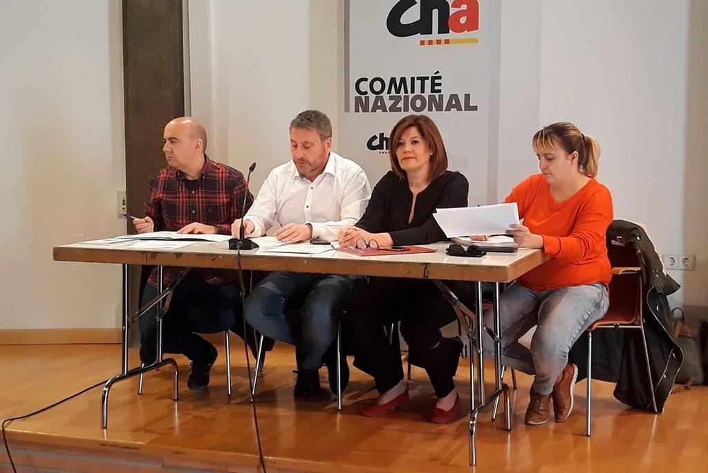CHA lanza una campaña de microcréditos para la campaña electoral del 26M
