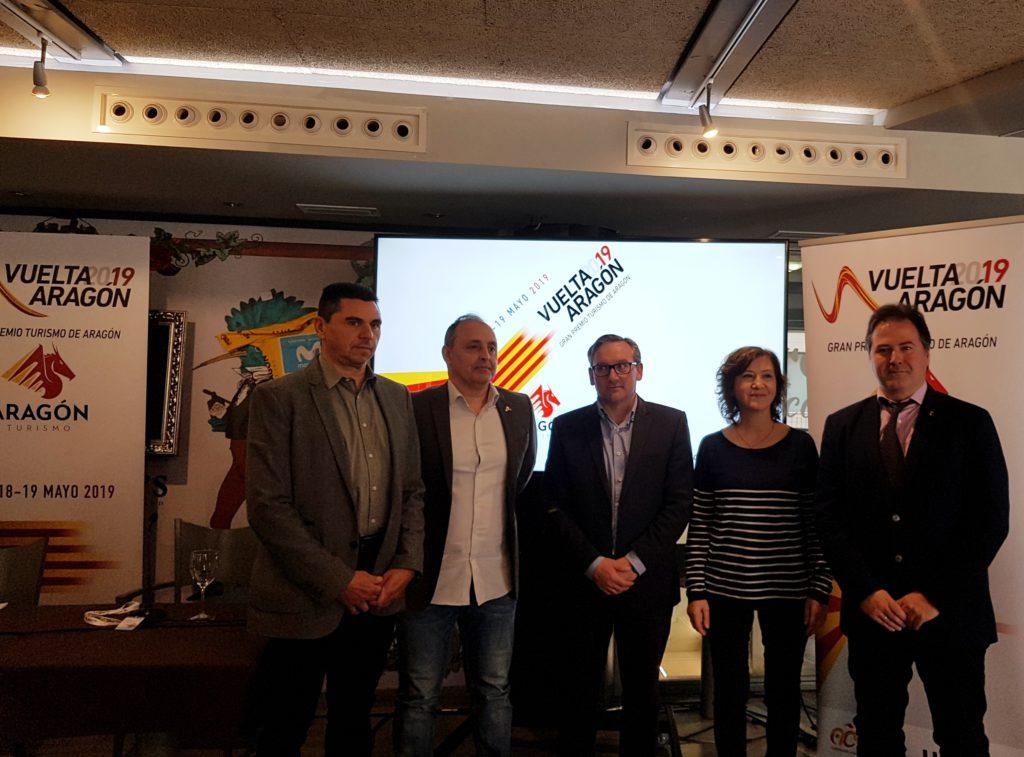 La Vuelta Ciclista a Aragón 2019 arrancará en Andorra el 17 de mayo