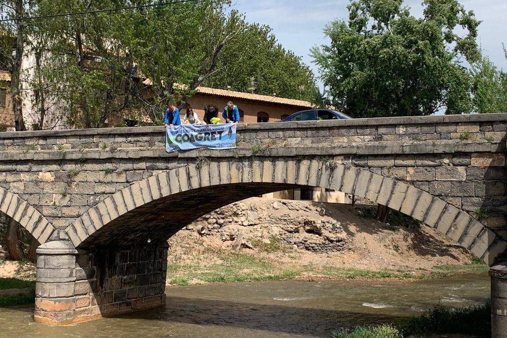 Diario de la Marcha del Ebro: el río Queiles y el embalse del Val