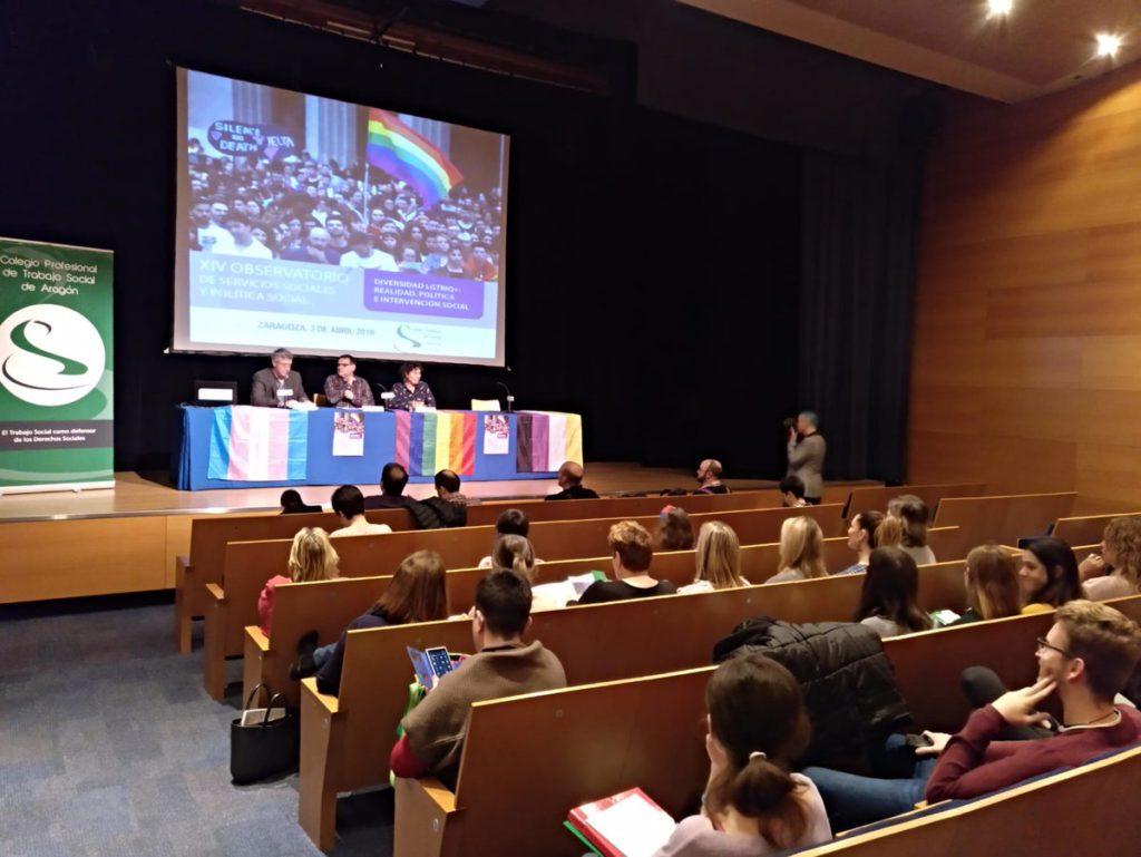 """Natalia Salvo: """"Es importante que los gobiernos incorporen a su agenda la realidad LGTBI"""""""