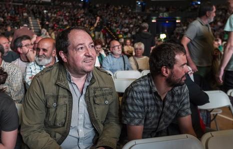 Pernando Barrena será el candidato de EH Bildu a las europeas