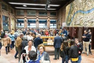 Sube un 7% la participación en Aragón a las 14.00 horas