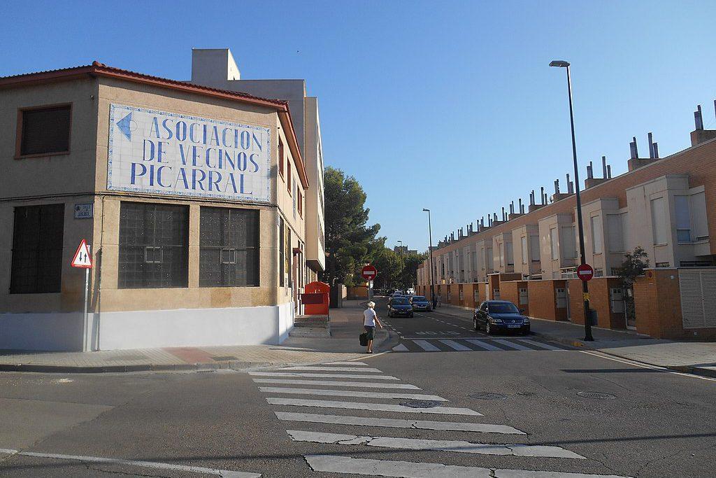 Comienzan las celebraciones del 50 aniversario de la Asociación Vecinal del barrio zaragozano del Picarral