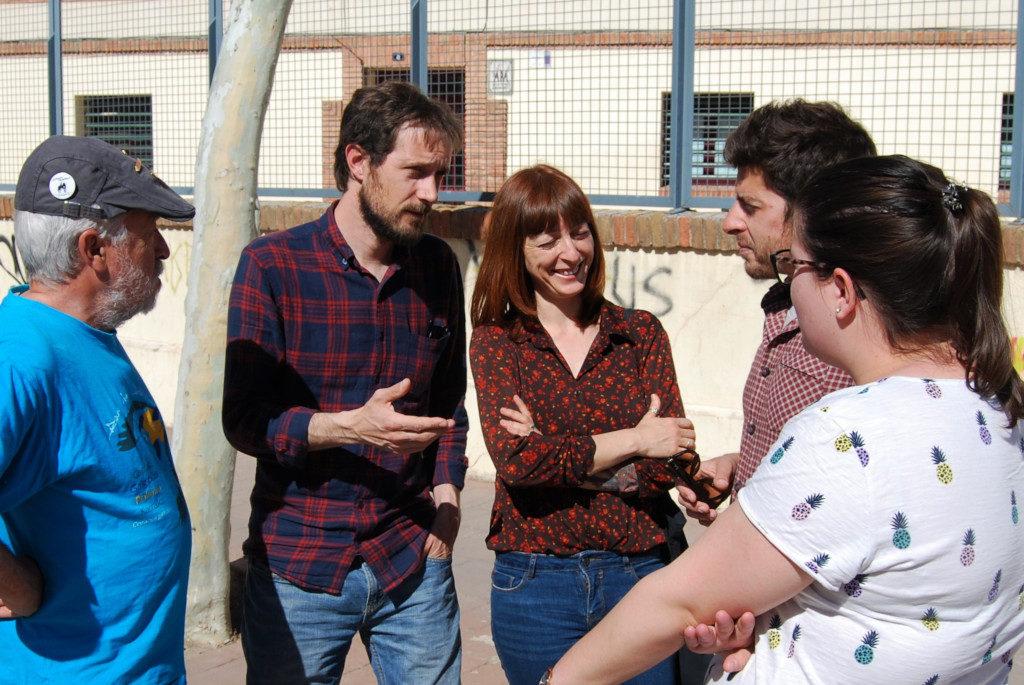 """Espacio Municipalista por Teruel pide el voto con el objetivo de crear """"un nuevo modelo de hacer política"""""""