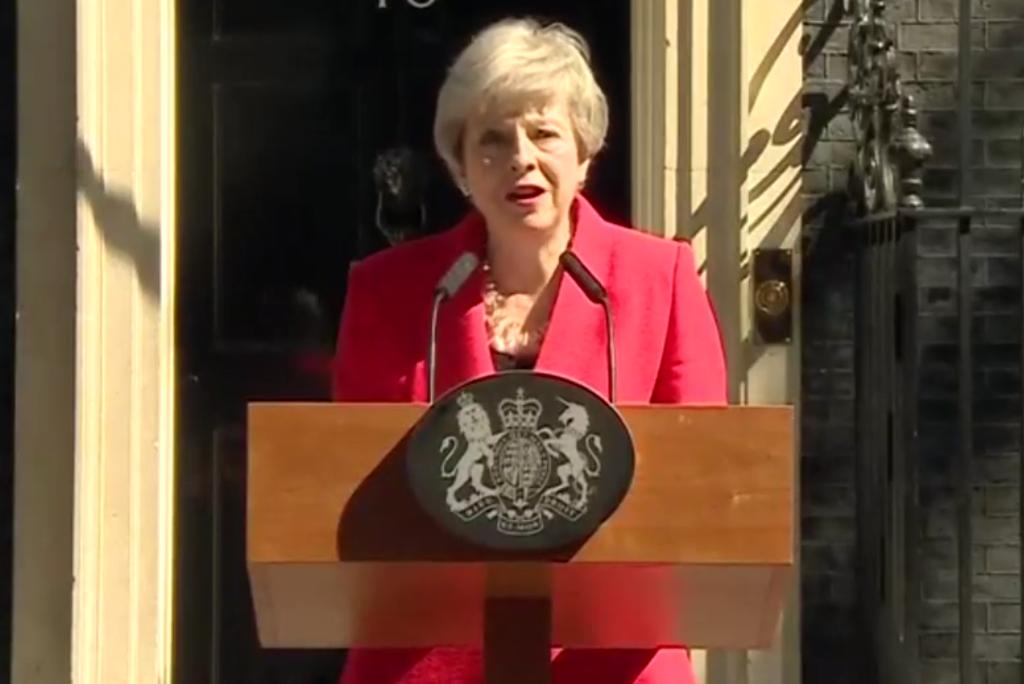 Theresa May anuncia su dimisión tras el rechazo del tercer acuerdo de Brexit