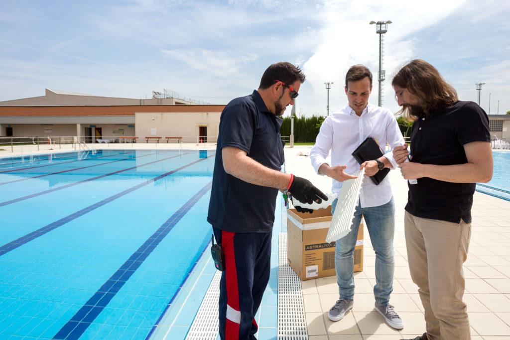 Arranca la temporada de las piscinas municipales de Zaragoza con la misma tarifa