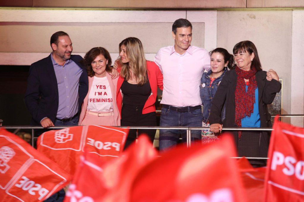 Sánchez inicia este lunes la ronda de contactos con Casado, Rivera e Iglesias