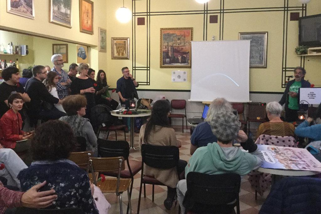 Juan Rodríguez Bielsa pide el voto para llevar «un proyecto global del Alto Aragón a la Aljaferia»