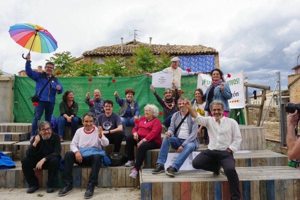 Alto Aragón en Común pide una papeleta unitaria para recuperar el escaño
