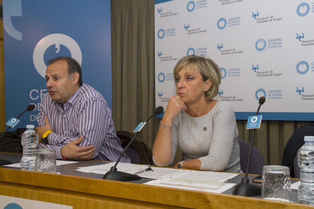 """CCOO Aragón reclama """"condiciones laborales dignas"""" para los trabajadores y las trabajadoras del campo"""