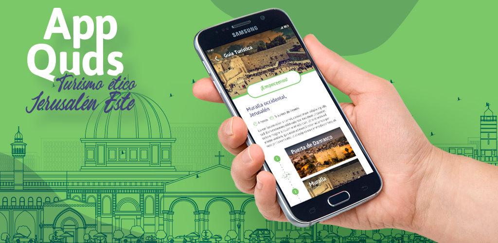 App Quds, ¿es posible una aplicación sobre turismo ético en el Territorio Palestino Ocupado?