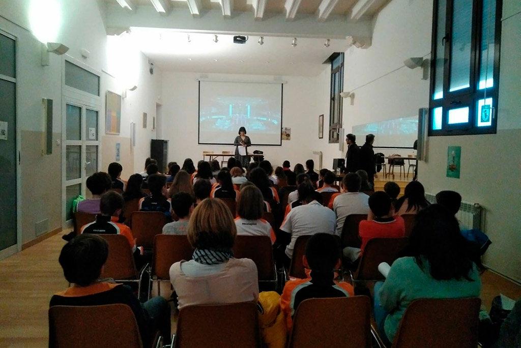 """Escolares de las comarcas pirenaicas y de la zona oriental """"abren los ojos a la igualdad de género"""" con el programa Concilia"""