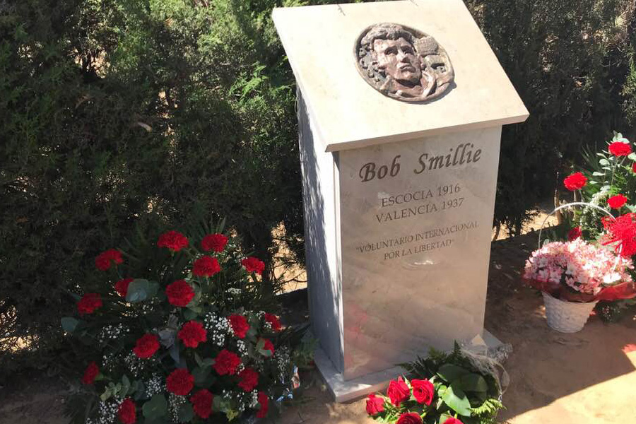Bob Smillie, homenaje a un hombre valiente